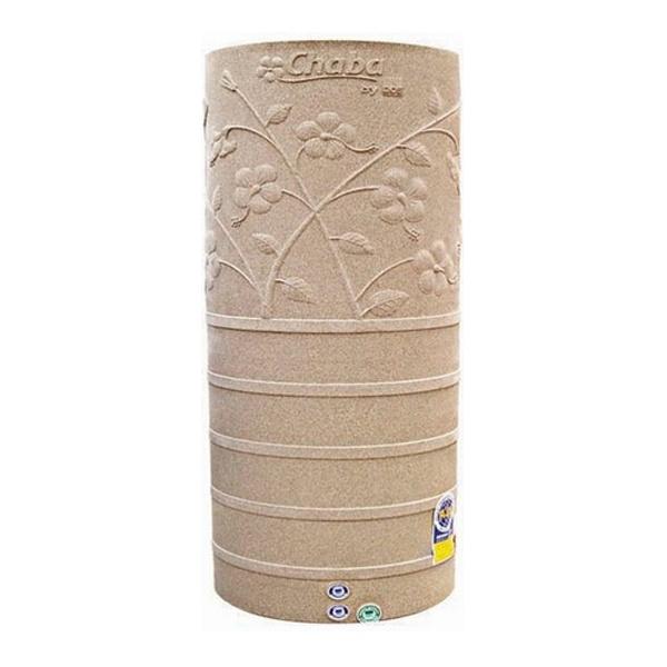 ถังเก็บน้ำ Chaba ขนาด 1000 ลิตร สีทราย