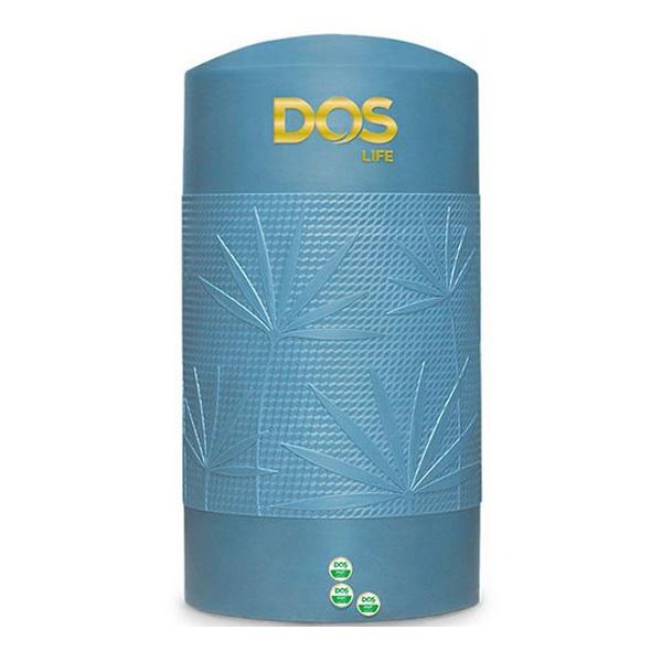 ถังเก็บน้ำ DOS รุ่น Lux Metallic ขนาด 1000 ลิตร สี Turquoise