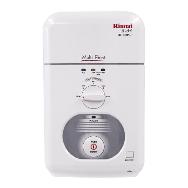 เครื่องทำน้ำร้อน Rinnai รุ่น RE 600MP(HB) 6000 วัตต์ สีขาวมุก