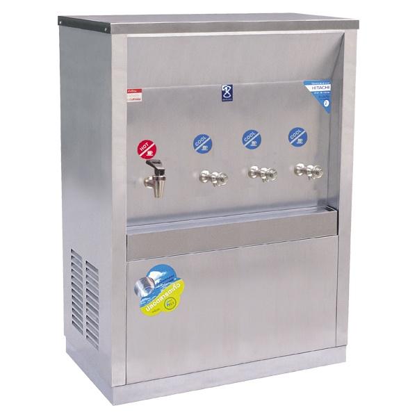 ตู้ทำน้ำร้อน – น้ำเย็น แบบต่อท่อ 4 ก๊อก รุ่น MCH-4P