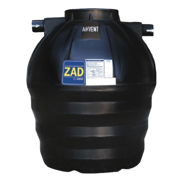 ถังบำบัดน้ำเสีย WAVE รุ่น ZAD-1000