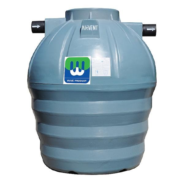 ถังบำบัดน้ำเสีย WAVE รุ่น WP-3000
