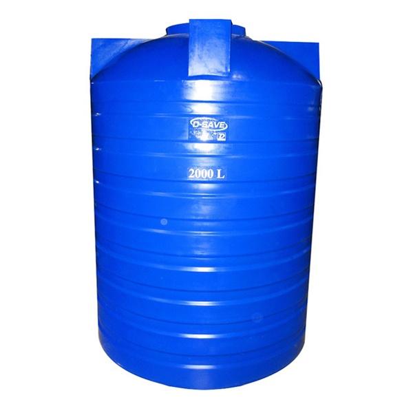 ถังเก็บน้ำตั้งพื้น 231 DWN 2000 D-Save