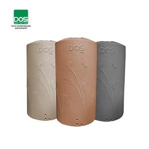 ถังเก็บน้ำ รุ่น DECO 2000 ลิตร สีทราย