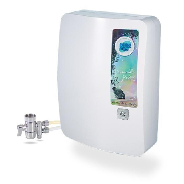 เครื่องกรองน้ำดื่ม PURE DM01 UV  (ลูกค้าติดตั้งเอง)