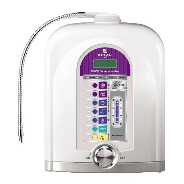 เครื่องกรองน้ำดื่ม และผลิตน้ำอัลคาไลน์ Kinzei K100
