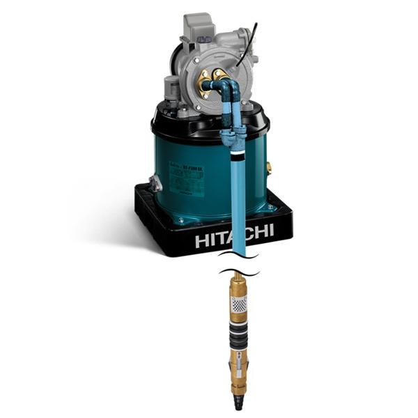 ปั๊มน้ำอัตโนมัติสำหรับดูดน้ำลึก/น้ำบาดาล DT-P300GP(SJ)