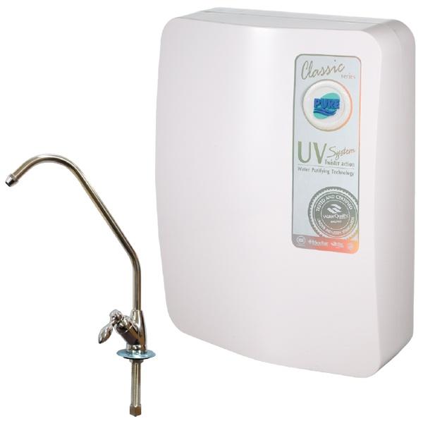 เครื่องกรองน้ำดื่ม PURE  KT 01 UV