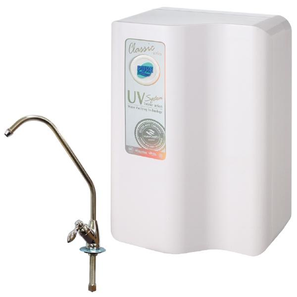 เครื่องกรองน้ำเก่าแลกเครื่องกรองน้ำดื่ม PURE KT 02 UV ลด 20%