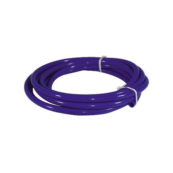 สายน้ำ PE 3/8 สีน้ำเงิน ยาว 4 เมตร