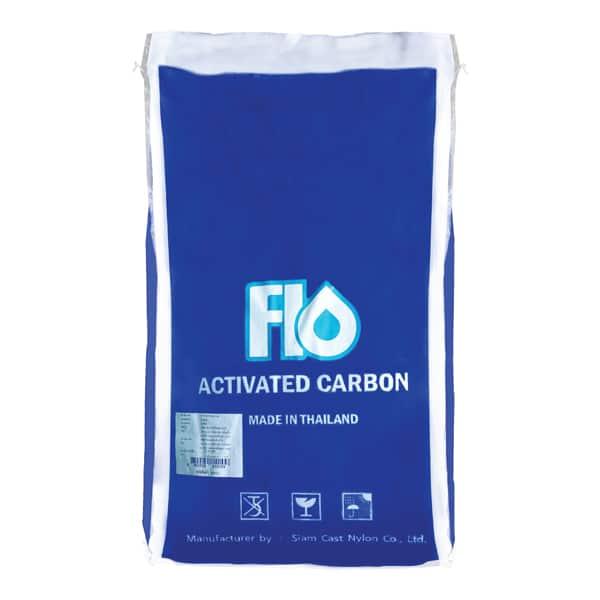 สารกรองคาร์บอน Flo